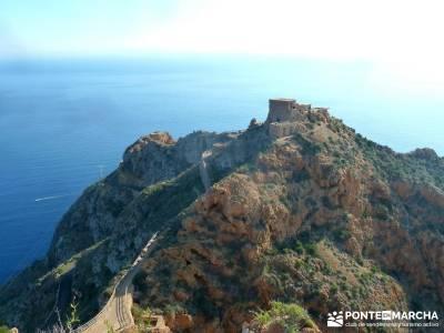 Calblanque y Calnegre - Cabo Tiñoso; conocer gente madrid; bastones senderismo;senderismo niños